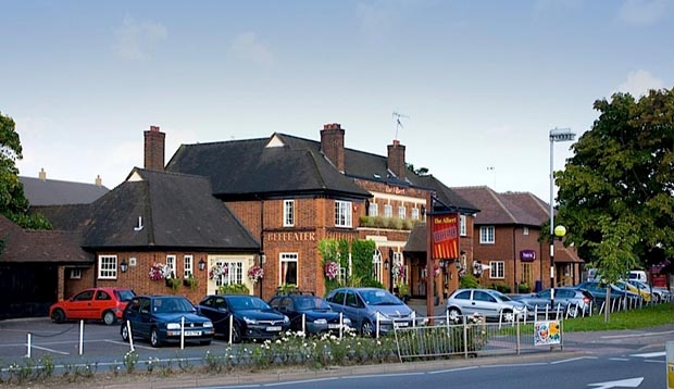 Premier Inn Colchester Central