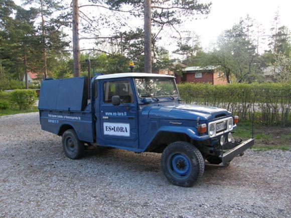 Etelä-Suomen Louhinta- ja Rakennuspalvelu Oy