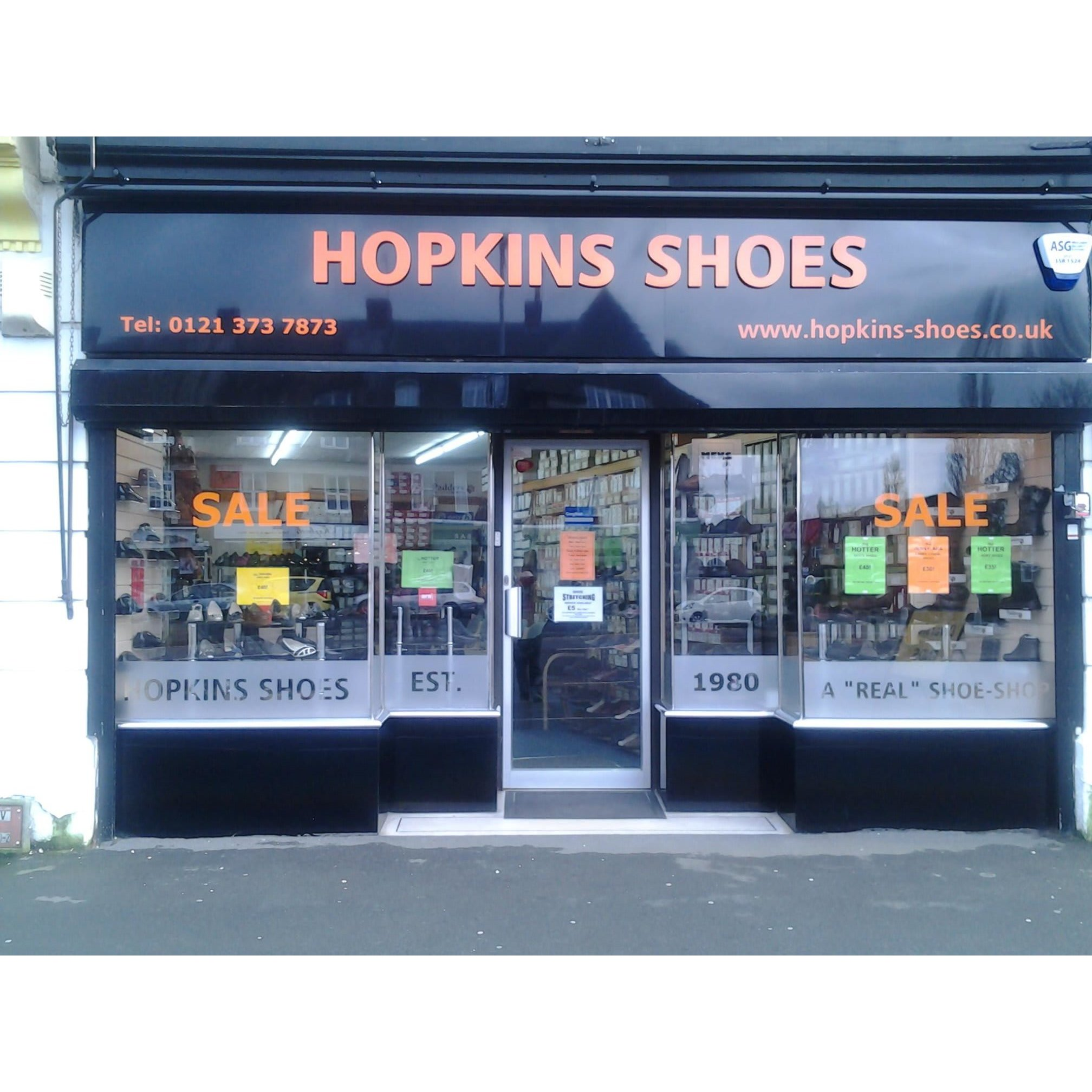 Hopkins Shoes