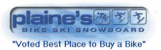 Plaine's Bike Ski Snowboard
