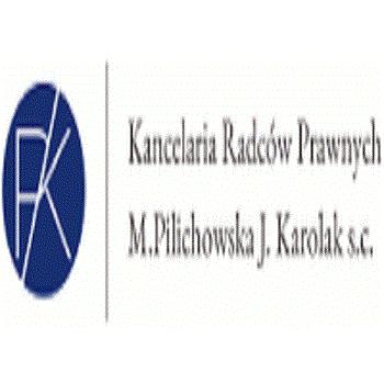 Kancelaria Radców Prawnych M. Pilichowska, J. Karolak S.C.