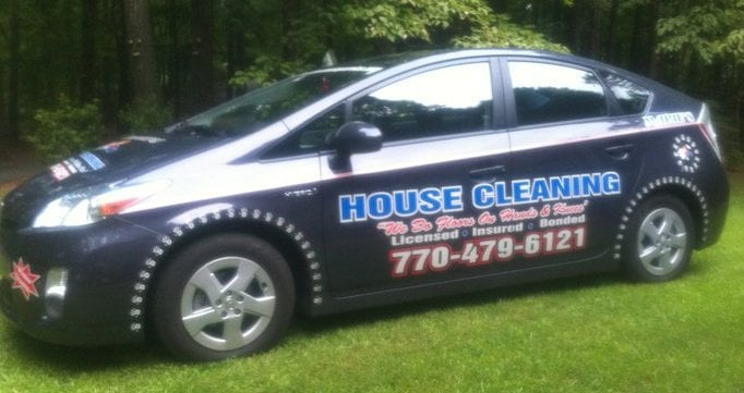 Maries Cleaning Service