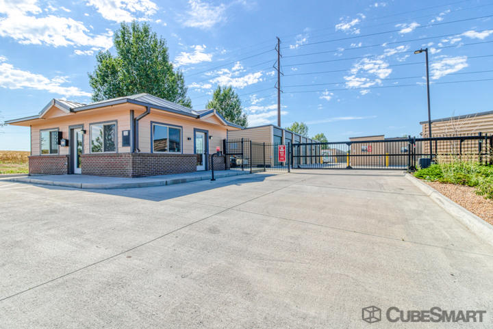 CubeSmart Self Storage - Fort Collins, CO 80524 - (970)493-4258 | ShowMeLocal.com