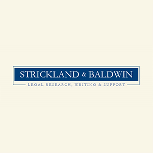 Strickland & Baldwin - ad image