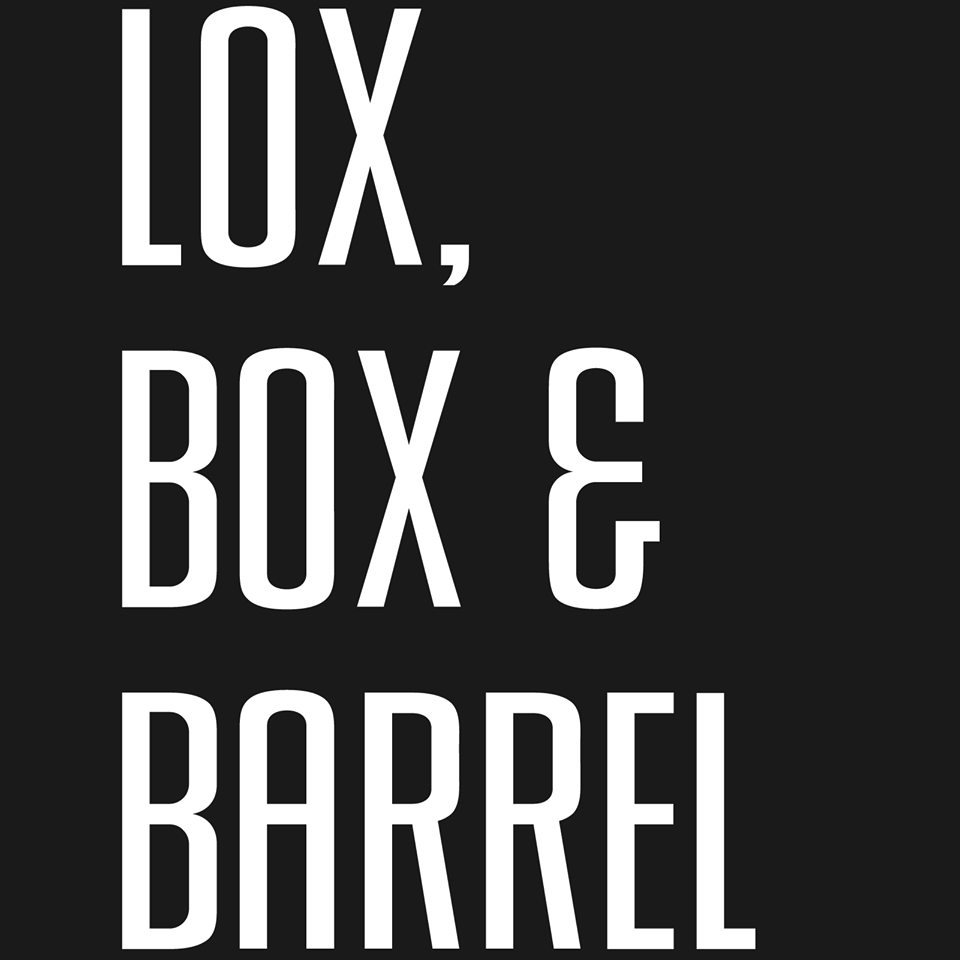 Lox, Box & Barrel