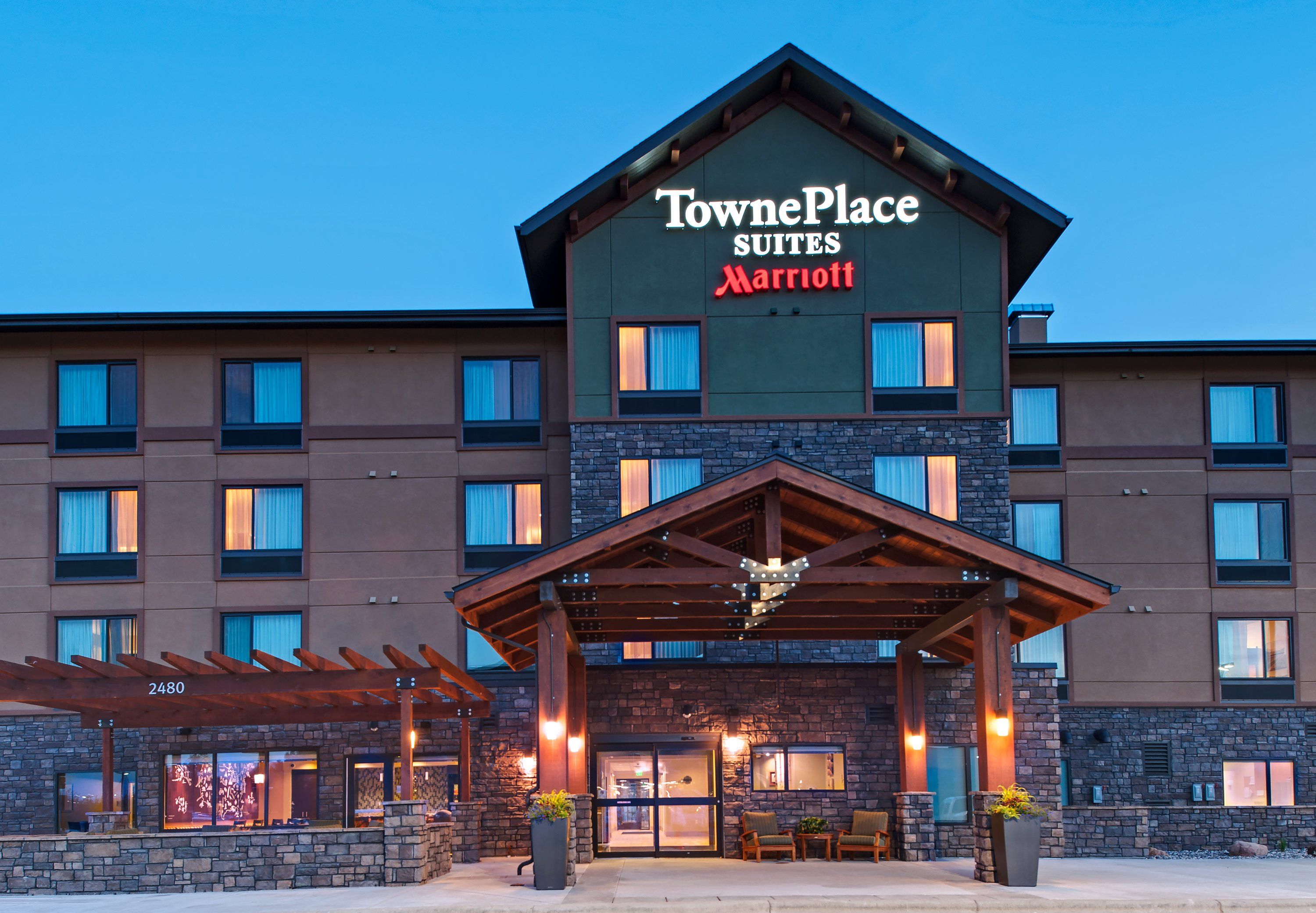 Towneplace suites by marriott billings billings montana mt Hilton garden inn billings