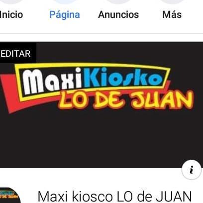 MAXIKIOSCO LO DE JUAN