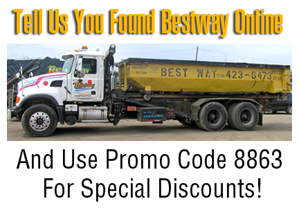 We provide Daily / Weekly Trash Removal.