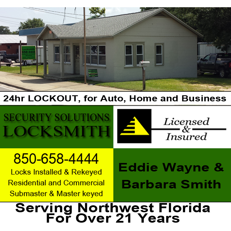 Security Solutions Locksmith