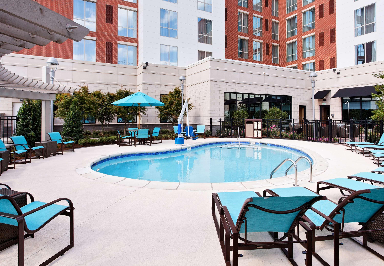 Residence inn by marriott little rock downtown little for Little hotels