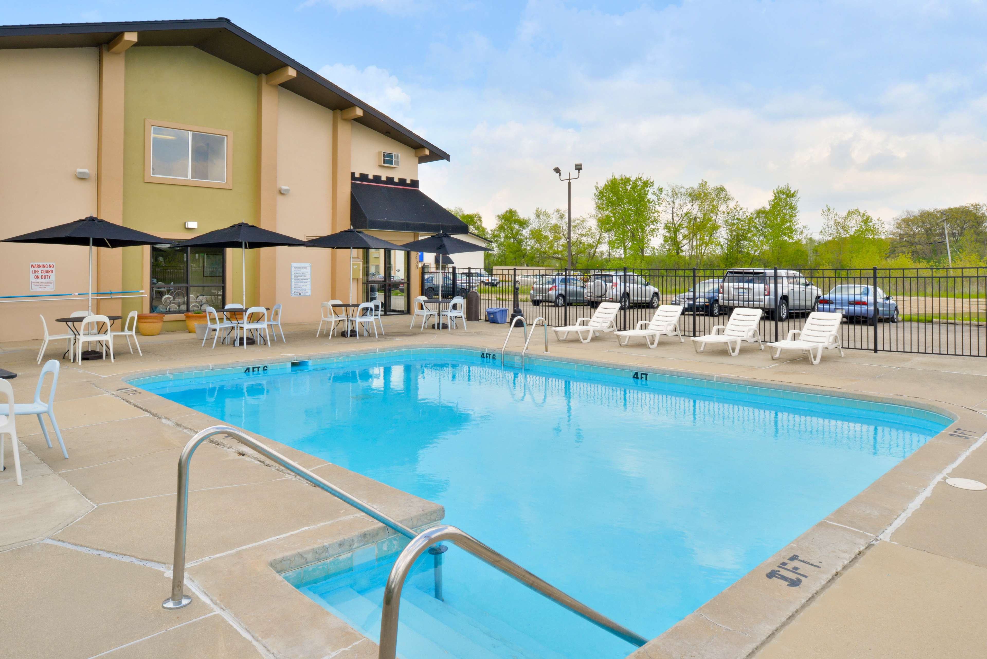 Americas Best Value Inn Madison Madison Wisconsin Wi