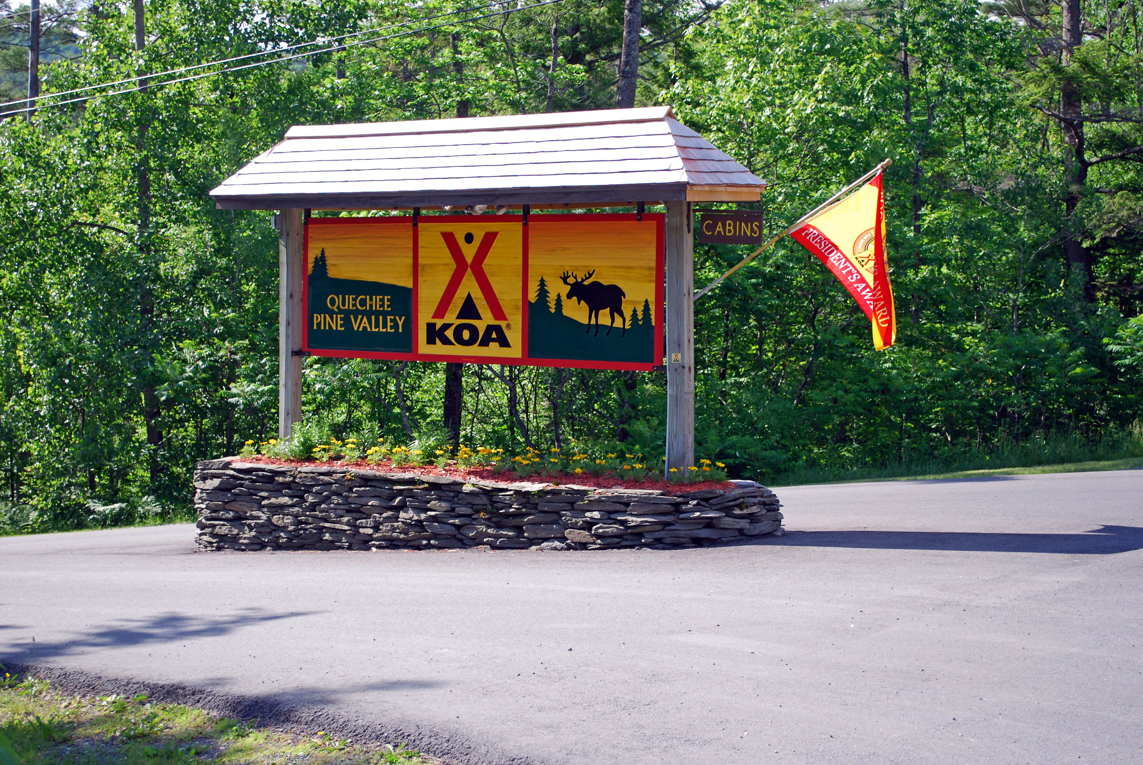 Quechee Pine Valley Koa Holiday White River Junction