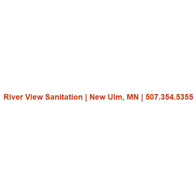 River View Sanitation Inc - New Ulm, MN 56073 - (507)354-5355   ShowMeLocal.com