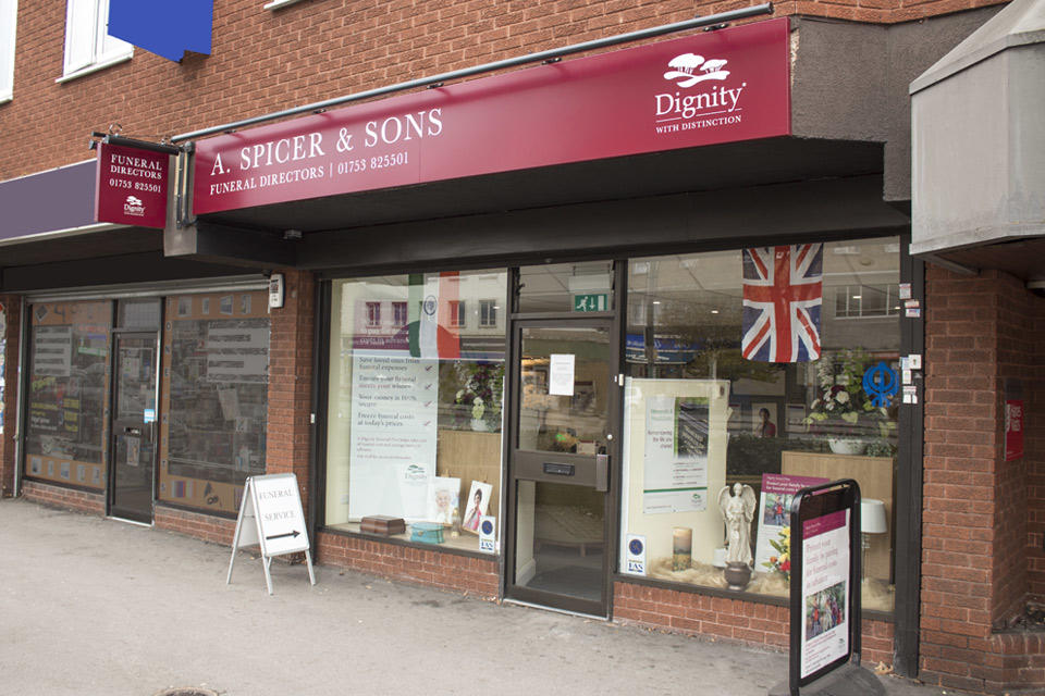 A Spicer & Sons Funeral Directors