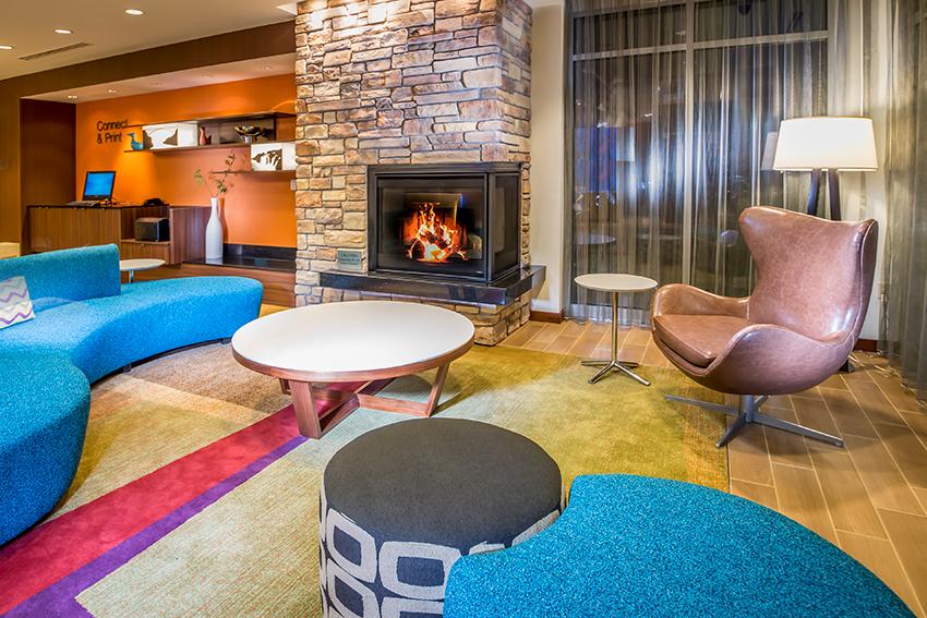 fairfield inn suites by marriott twin falls twin falls. Black Bedroom Furniture Sets. Home Design Ideas