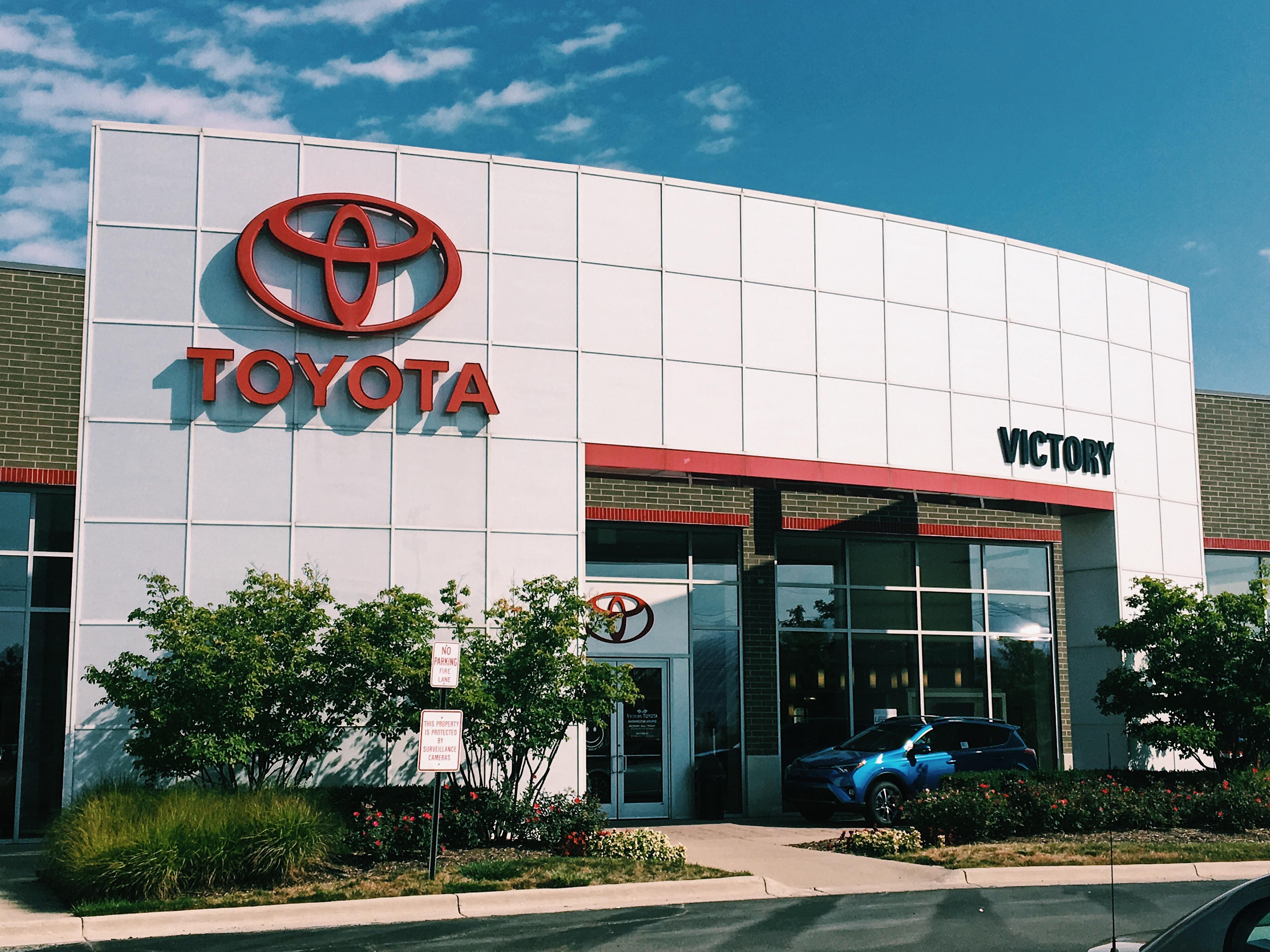 Victory Toyota Of Canton Canton Michigan Mi