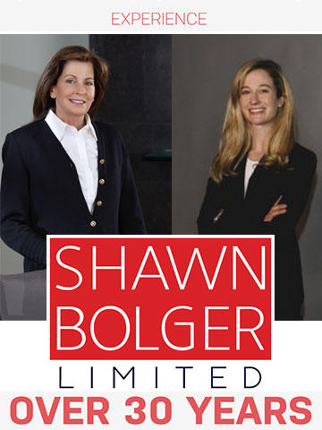 Attorneys Shawn Bolger and Kelsey Stangebye from Shawn Bolger LTD Law Firm. Residential Real Estate Lawyer and Commercial Real Estate Attorneys