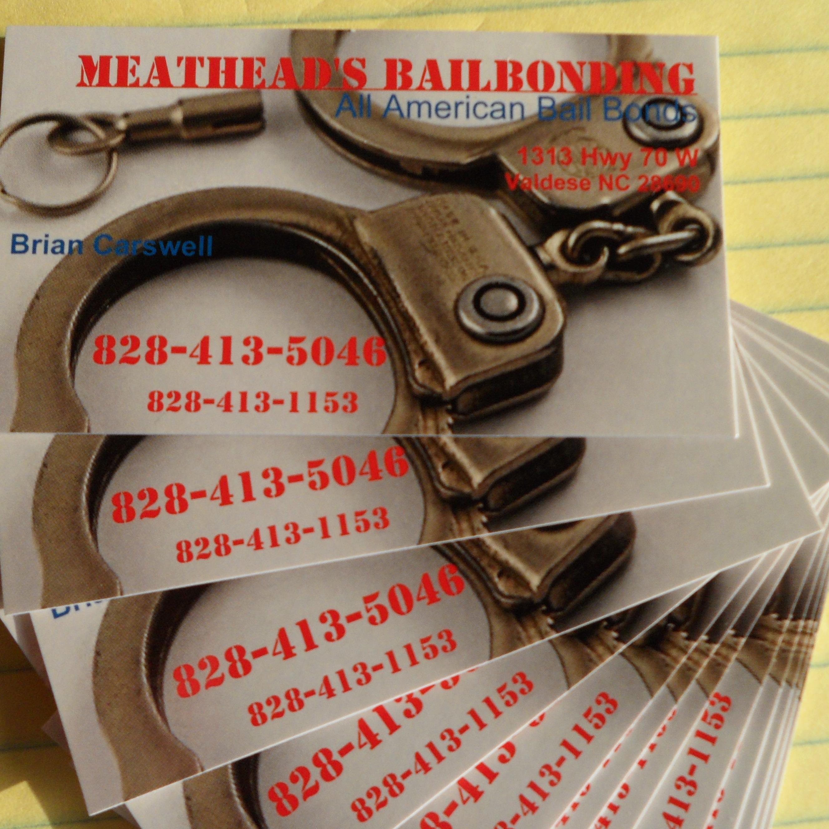 At Meatheads Bailbonding