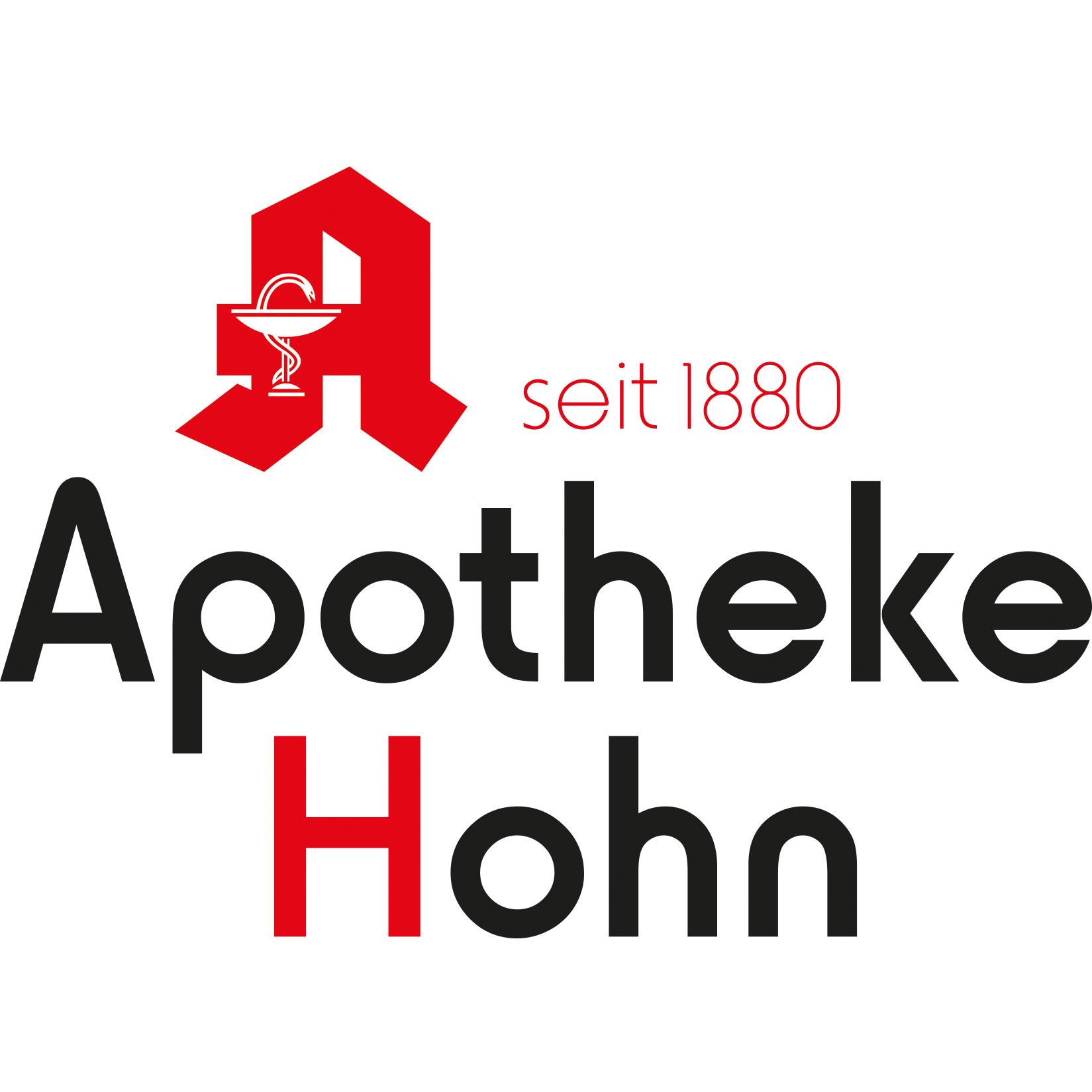 Logo der Apotheke Hohn