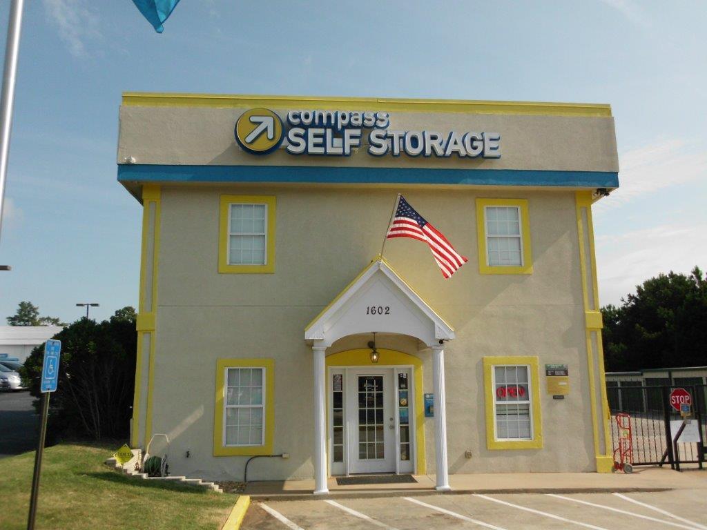 Compass Self Storage Conyers Georgia Ga Localdatabase Com