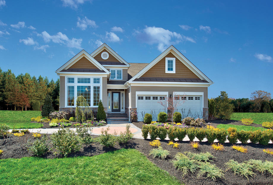 Regency at flanders flanders new jersey for Building a house in nj