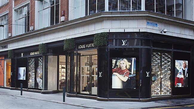 Louis Vuitton Dublin Brown Thomas