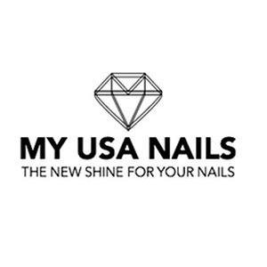 My USA Nails