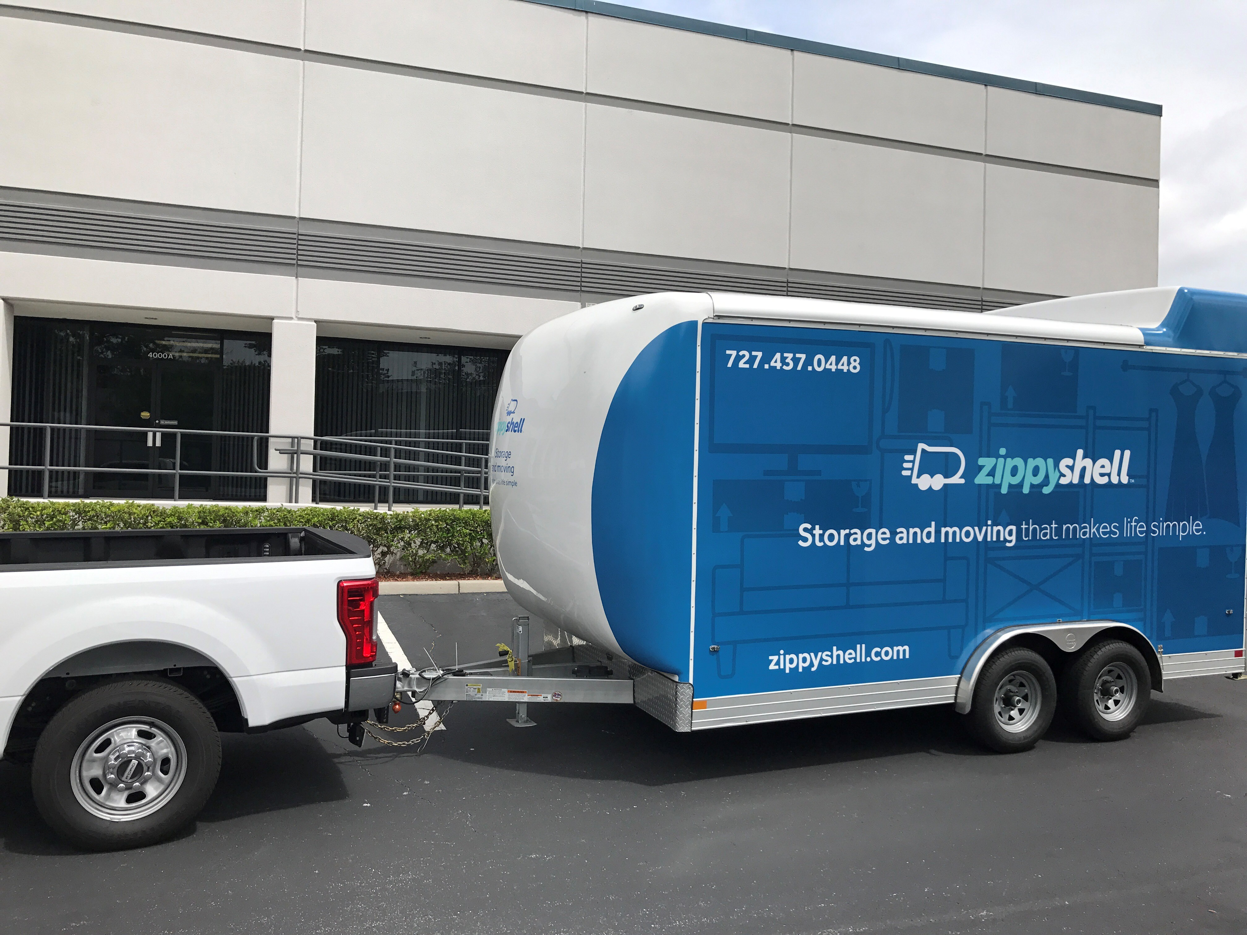 For Maps And Directions To Zippy Shell Moving U0026 Storage Of Tampa Bay View  The Map To The Right. For Reviews Of Zippy Shell Moving U0026 Storage Of Tampa  Bay See ...