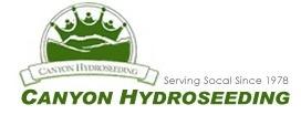 Canyon Hydroseeding - Riverside, CA - Canyon Hydroseeding logo