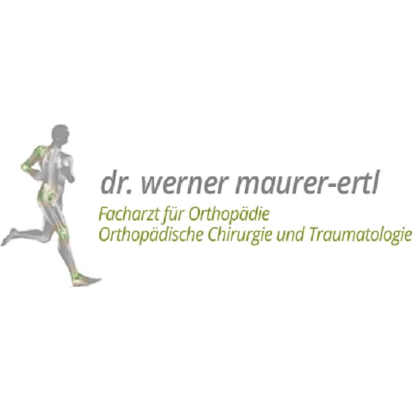 Dr. Werner Maurer-Ertl 8311