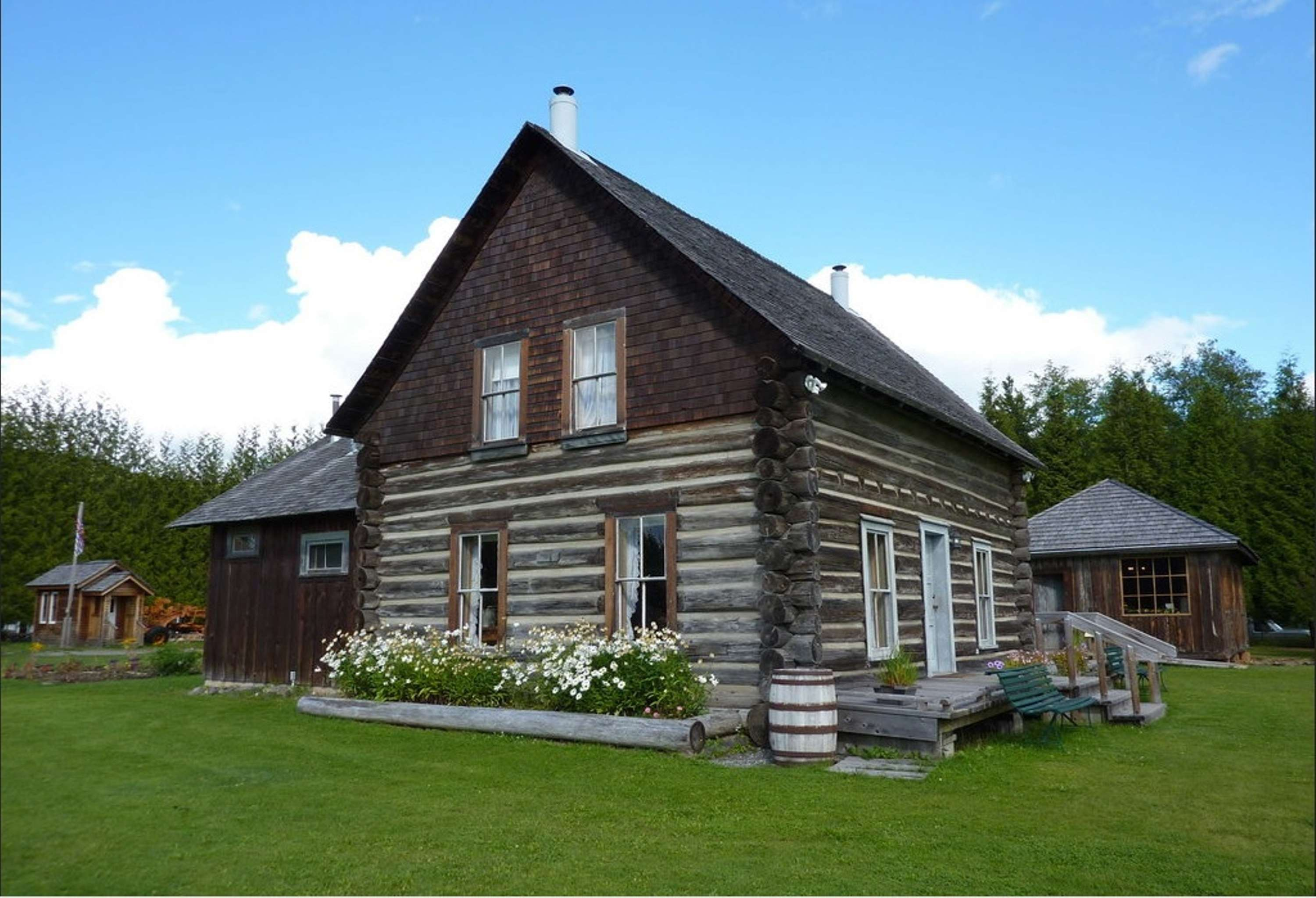 Best Western Terrace Inn in Terrace: Heritage Park Musem