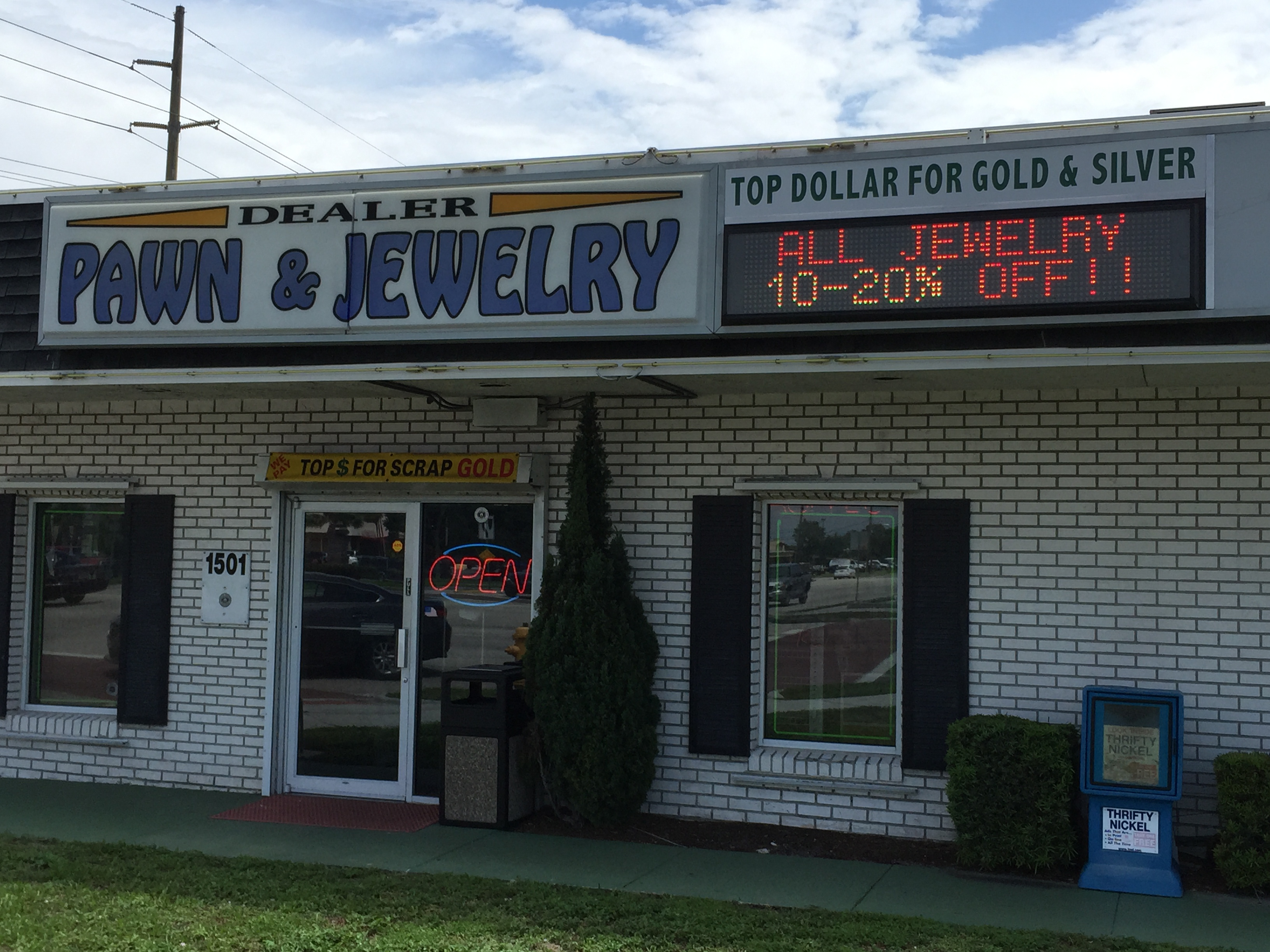 dealer pawn jewelry inc in melbourne fl jewelry 321 On joe s super pawn jewelry inc