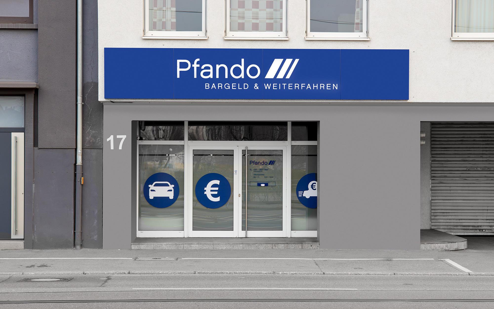 Pfando - Kfz-Pfandleihhaus Stuttgart