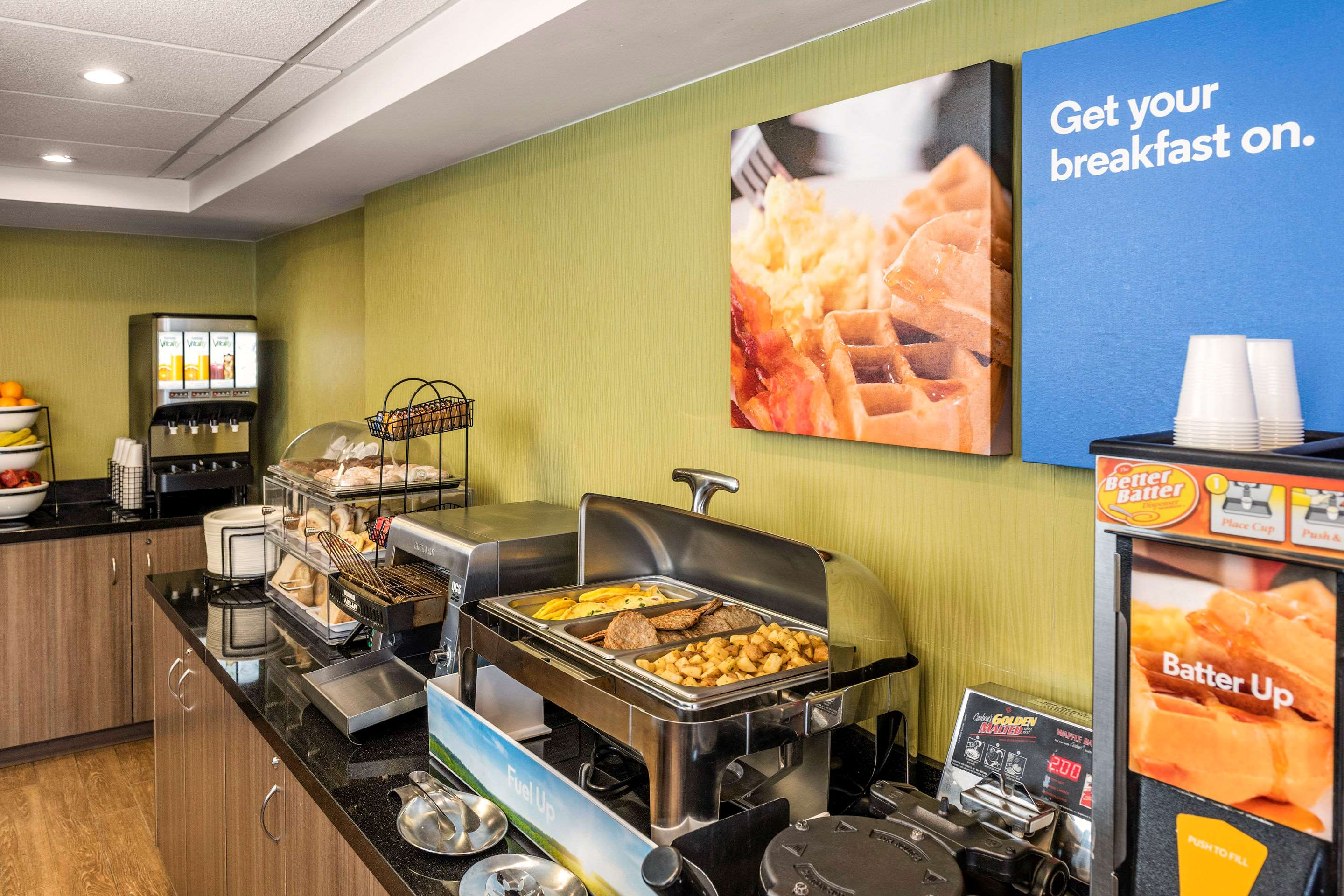 Comfort Inn in Saskatoon: Start Your Day the Right Way