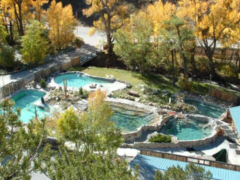Cottonwood Hot Springs Coupons Near Me In Buena Vista