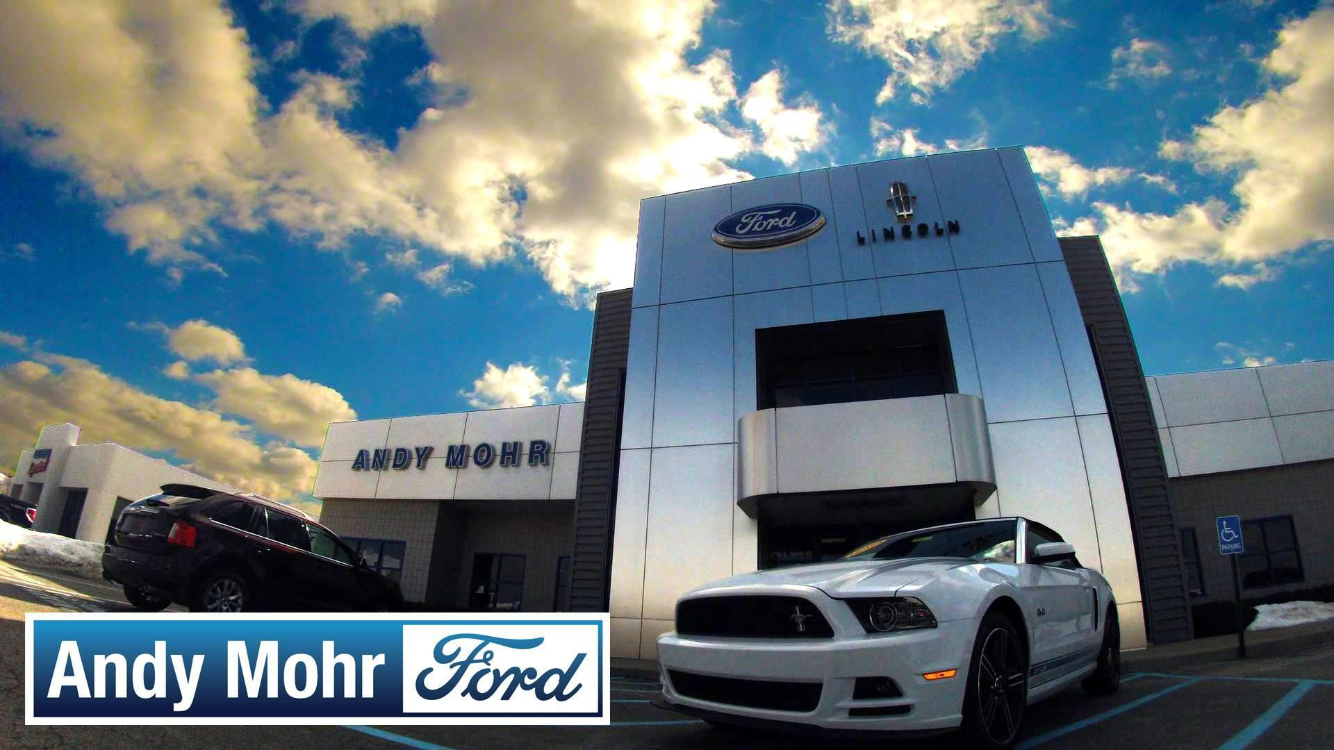 Andy Mohr Ford Lincoln, Plainfield Indiana (IN