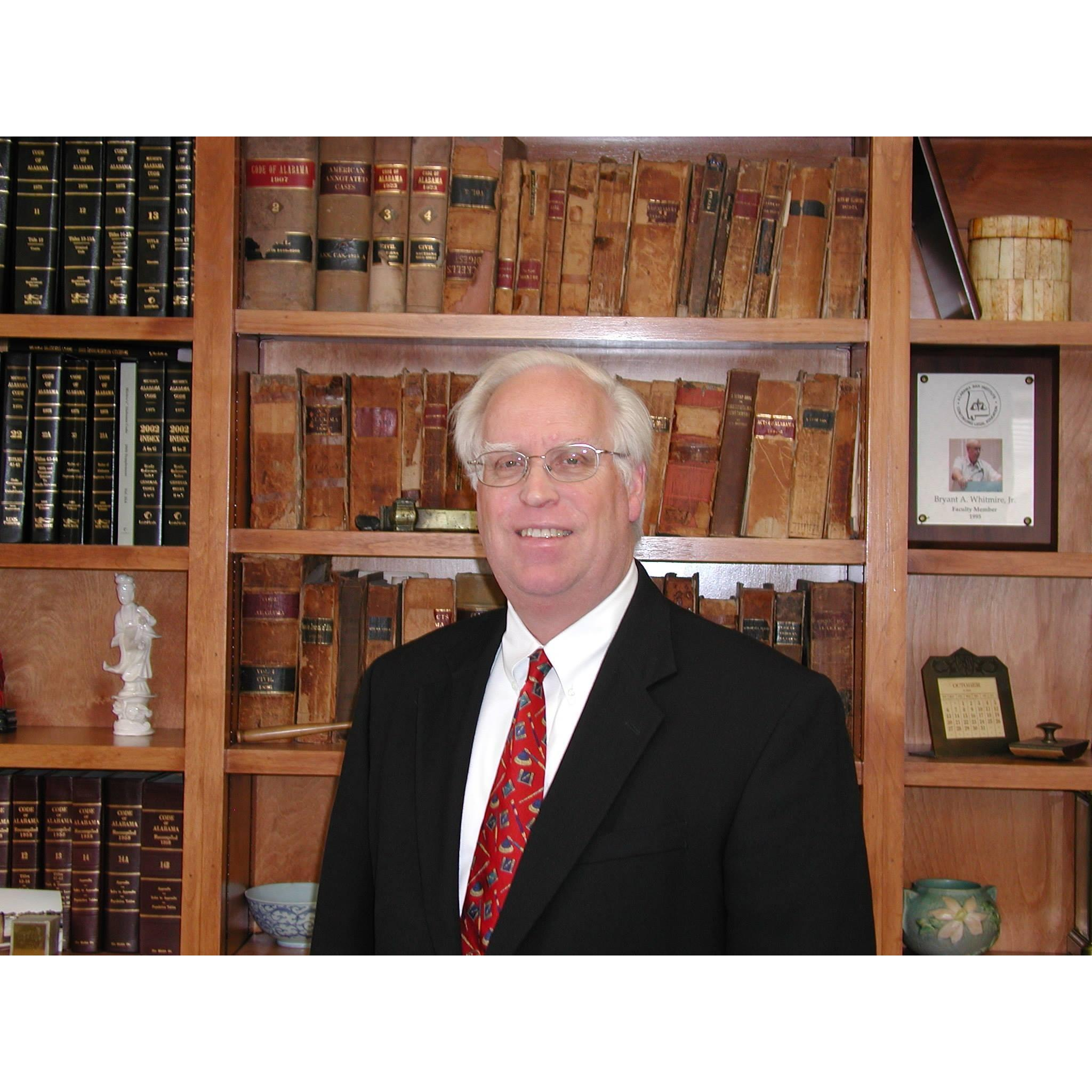 Bryant A. Whitmire, Jr. Attorney at Law