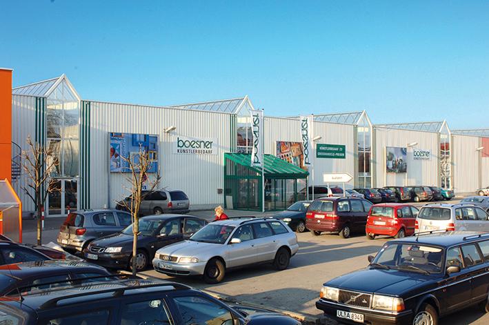 boesner GmbH - Neu-Ulm