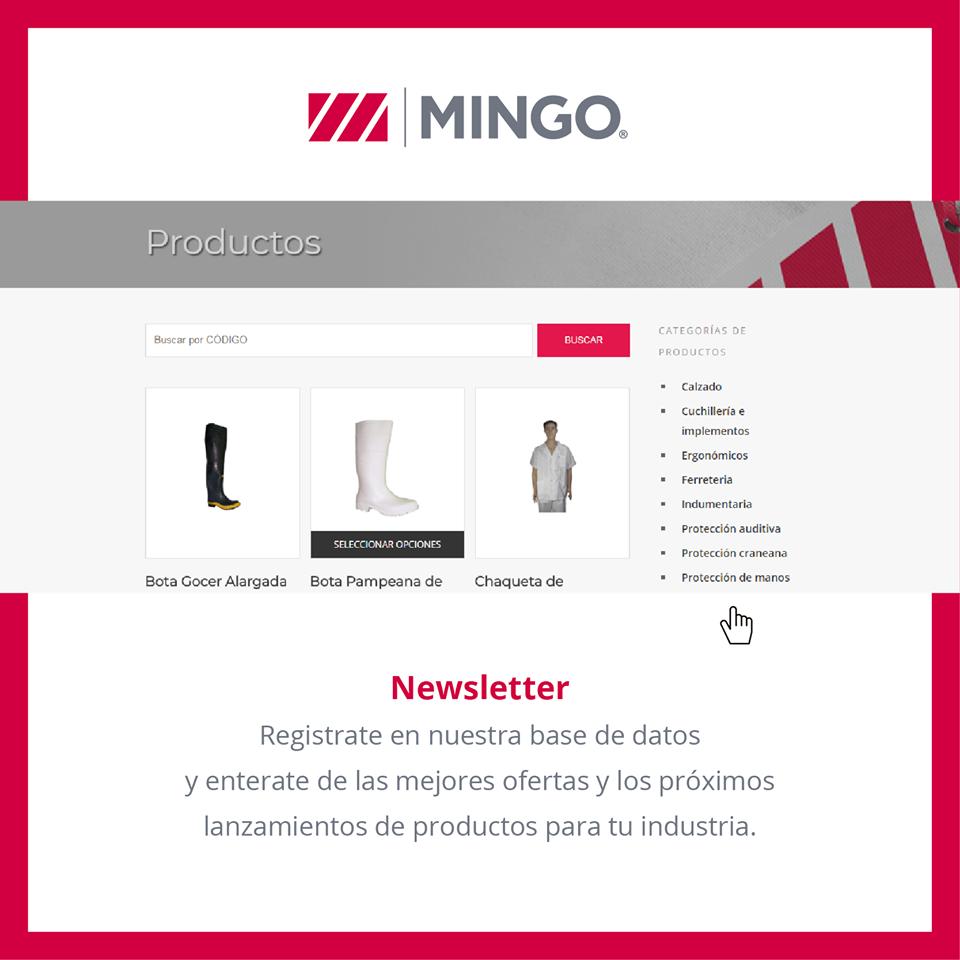 Casa Mingo S.R.L.
