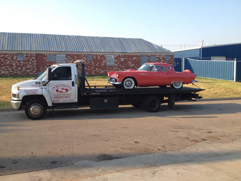 Towing Service Near Oklahoma City