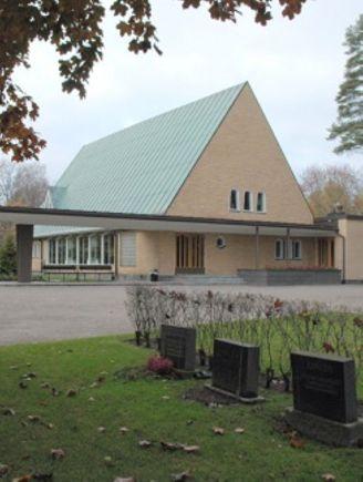 Hyvinkään seurakunta Puolimatkan hautausmaa