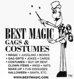 Best Magic Gags & Costume
