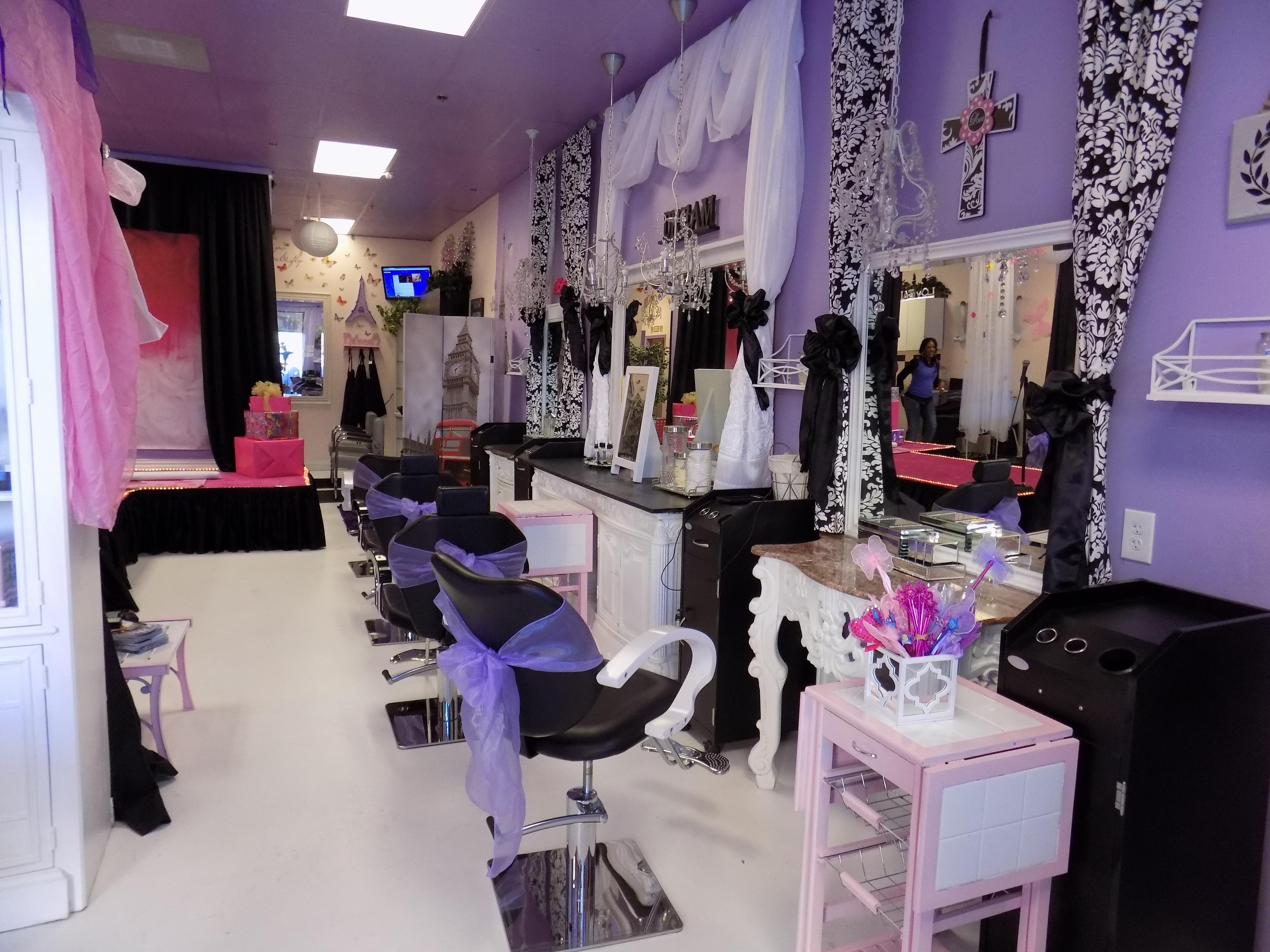 Dejlig lille Ladies Salon Bou, Murrieta California Ca-4382