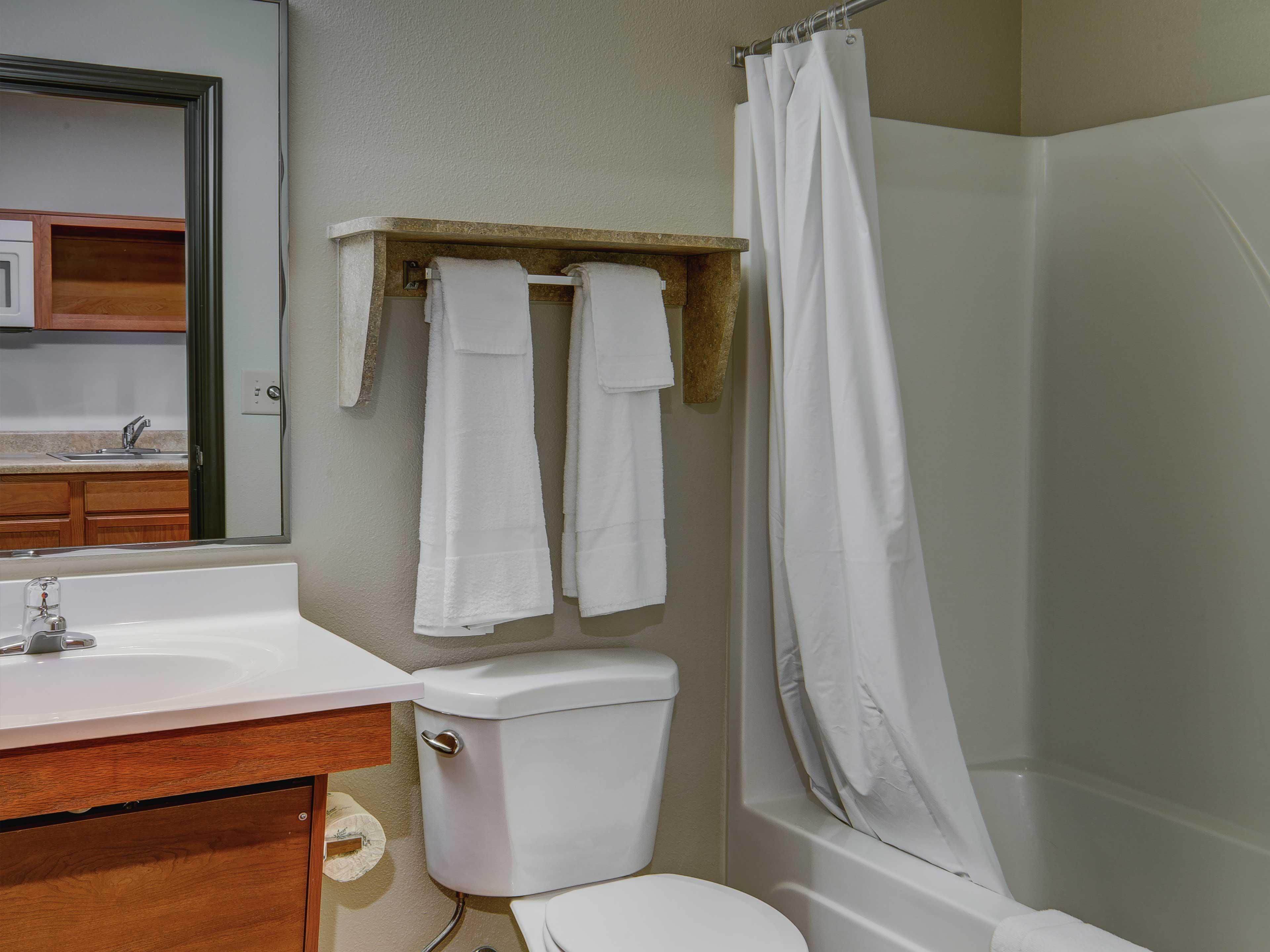 WoodSpring Suites Clarksville Fort Campbell