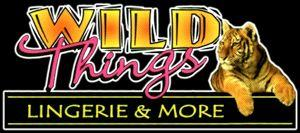 wild things  lingerie& novelty shop