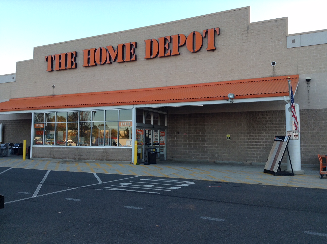 The Home Depot Bridgewater New Jersey