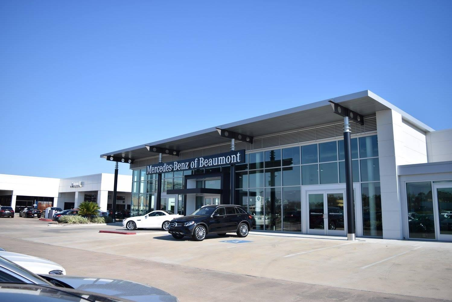 Mercedes Benz Of Beaumont Beaumont Texas