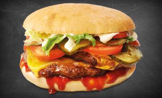 Double-Beef Burger