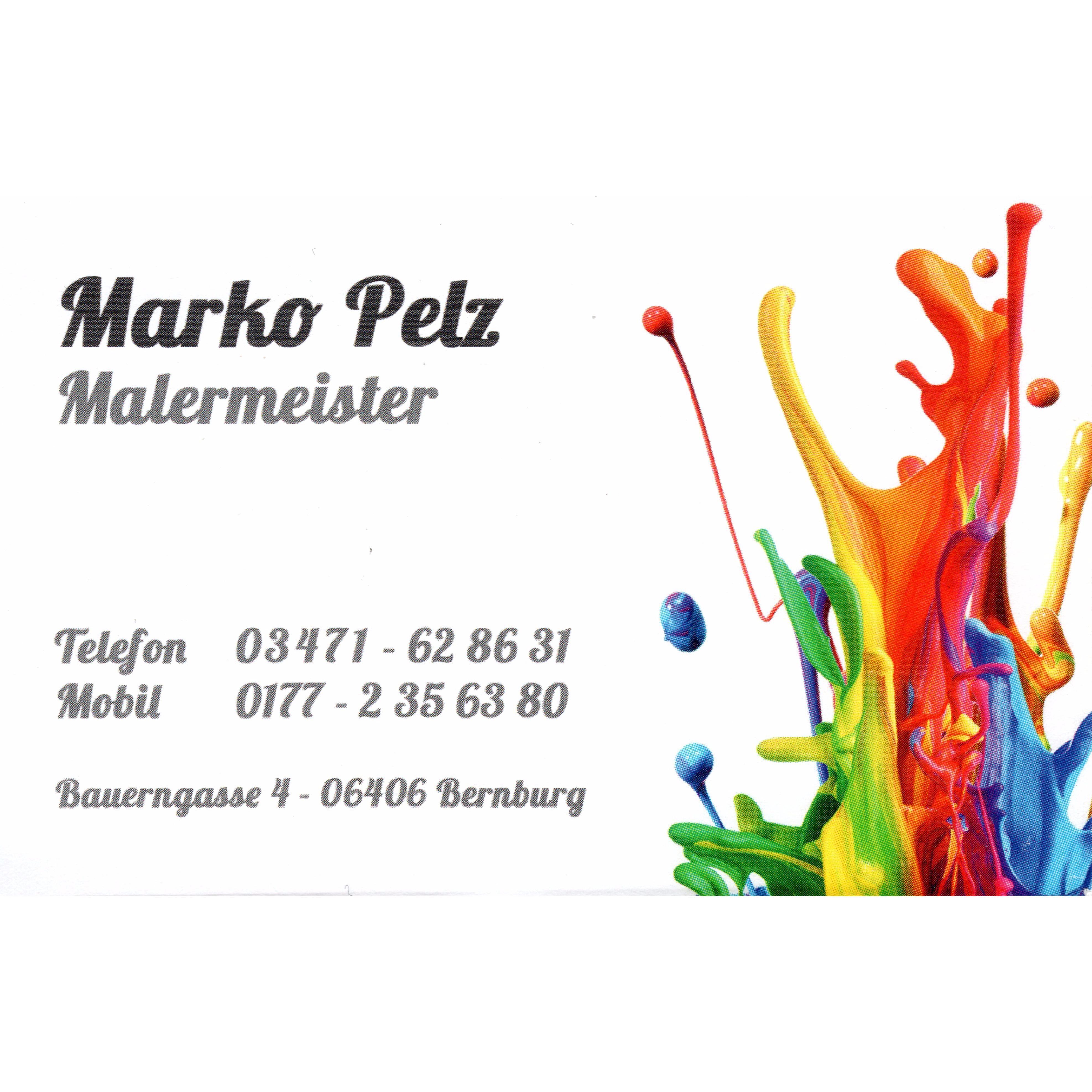 Bild zu Malermeister Marko Pelz in Bernburg an der Saale