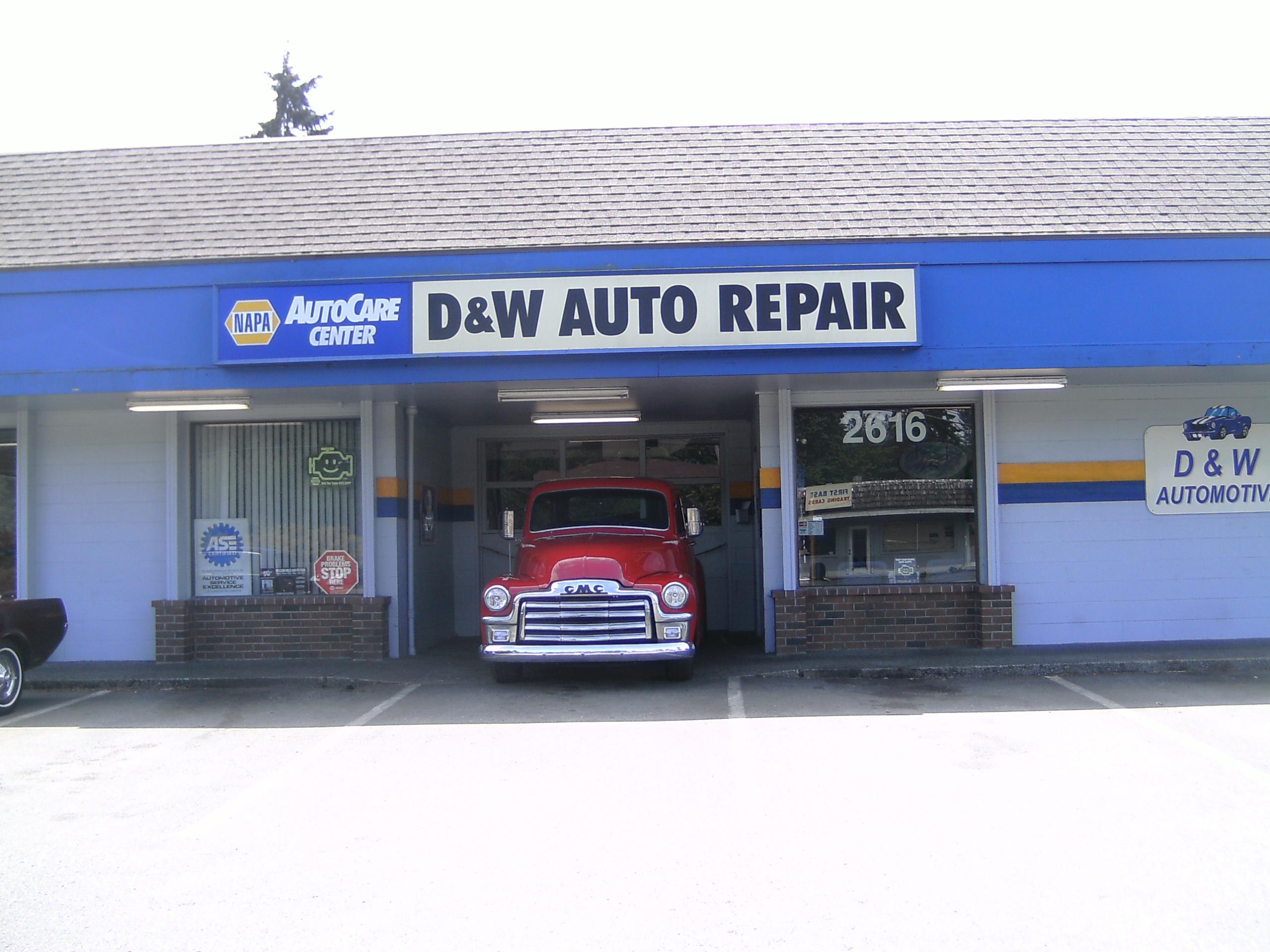 Car Repair Port Orchard Wa